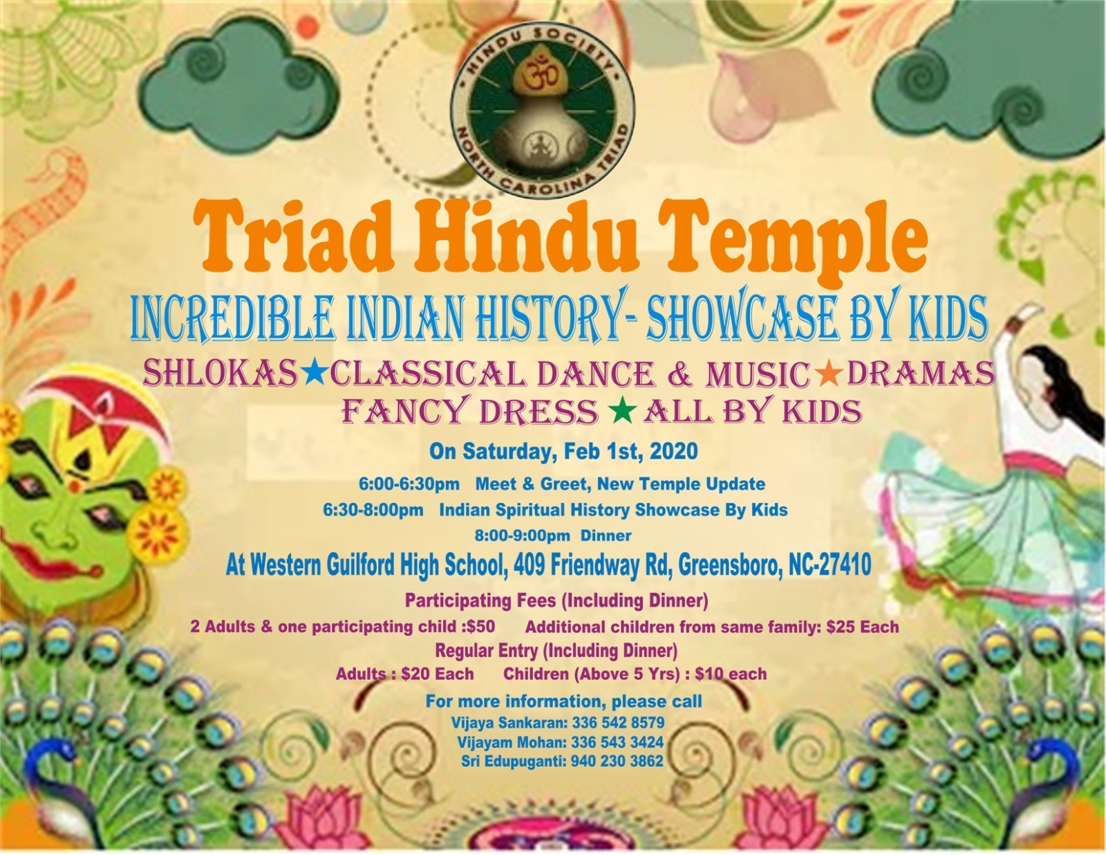 Incredible Indian History Showcase by Kids